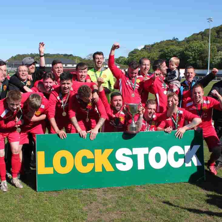 Llanrwst win Mawddach Cup