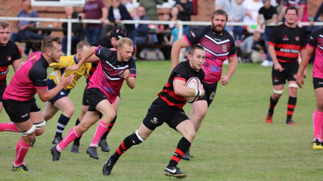 Manor Park awarded away walk over victory
