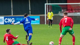 Harrogate Railway 1 Yorkshire Amateurs 2
