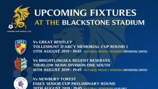 Great Bentley programme