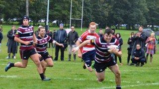 Beccs 1st XV v Crowborough - RFU Intermediate Cup 12/10/19