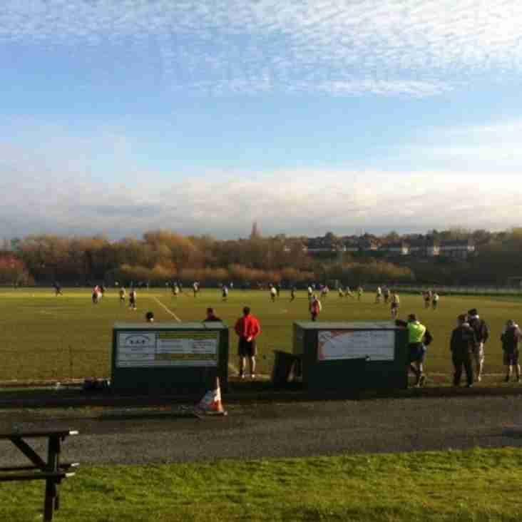 Game of the Week - Ecclesfield Red Rose 1 Swinton Athletic 2
