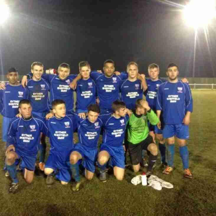 U21 Cup Final Line-up Confirmed