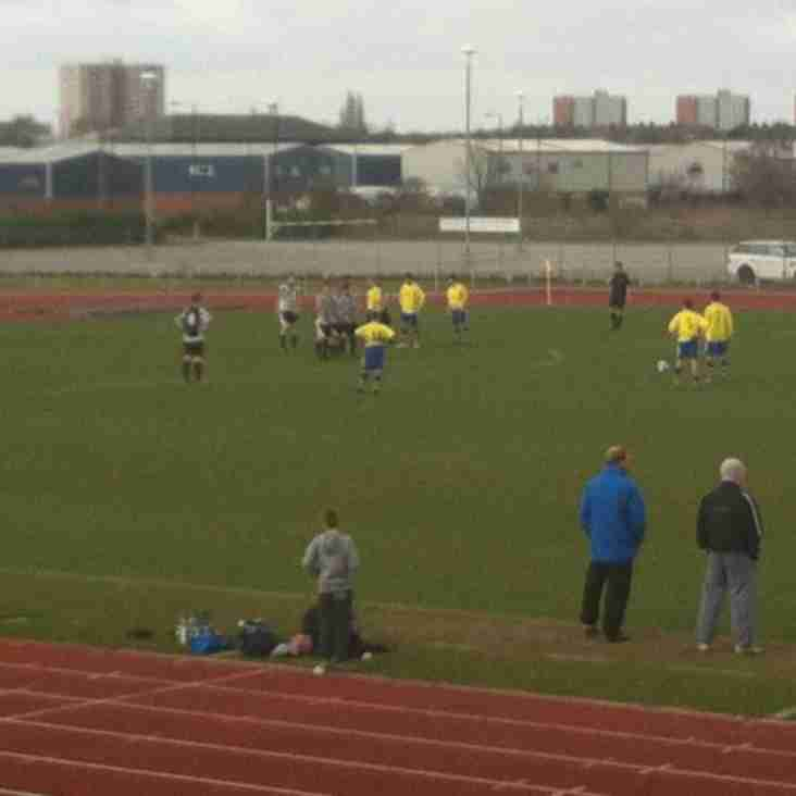 Bawtry Town Under 21's 1-8 Treeton Terriers Under 21's - Match Report