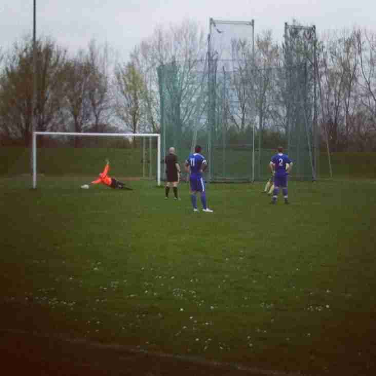 Rotherham Town 0-4 Wickersley - Match Report
