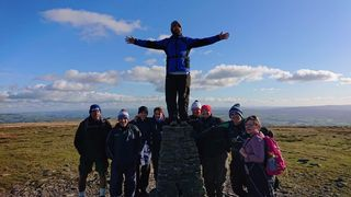 Tackling The Yorkshire 3 peaks