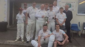 2nd XI CLAY TROPHY