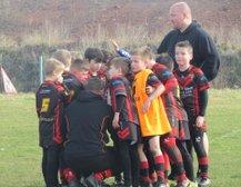 West Bank Bears U9 V Wigan St Judes Maroons U9 11th March 2018
