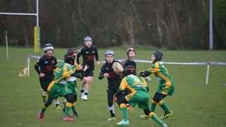 St Pats under 9's v Woolston - 16th March 2014