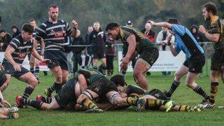 Combe vs Bury ST Edmunds, 15 November 2014