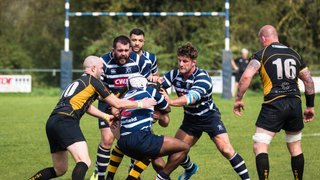Combe relegated after Tring power away