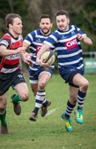 Totts get a bonus point as Combe are tested all the way