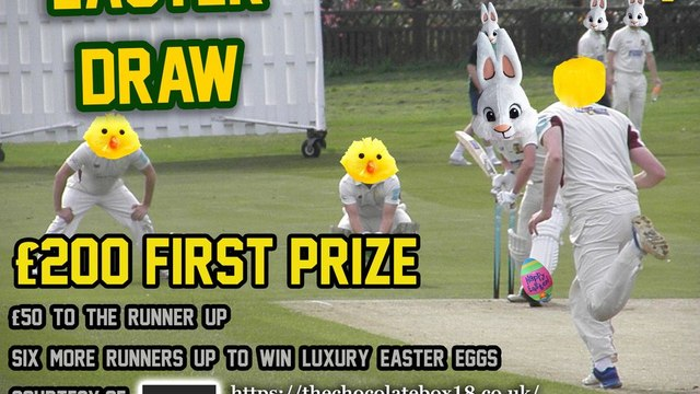 Easter Draw 2021