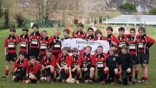 GRFC U13s on Tour to Torquay 2011
