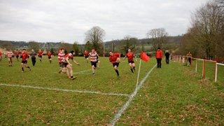 U18s v Painswick 28th Feb 2016