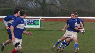 3rd XV vs Sawston 12 March 2011