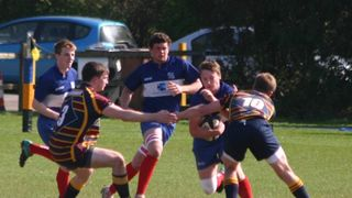 Colts County Cup final 2011