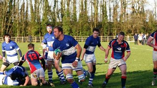2nd XV vs Staines