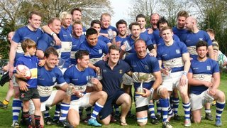 Herts Presidents Cup Final 2013