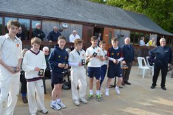 UNDER 13s are runners up in the Eddie Nelson 6 a side comp