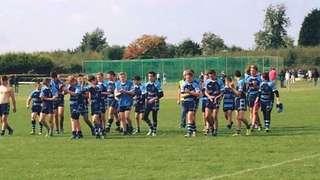 U14's win Hull & District U15 league