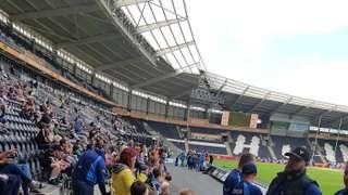 Hull Wyke Club of the Week at Hull FC 2018