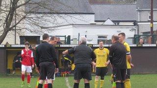 Llanberis 1-2 Llanrug United (12.04.2018)