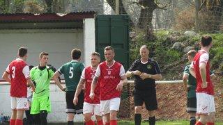 Llanrug Utd 3-1 Llandudno Albion (21.04.2018)