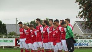 Llanrug Utd 4-0 Llanrwst Utd (18.08.2018)