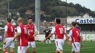 Llandudno Amateurs 0-7 Llanrug United (15.09.2018)