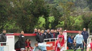 Llanrug United 3-1 Penrhyn (22.09.2018)