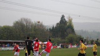 Llanrug United 1-2 Llanberis (16.04.2019)