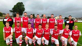 Mynydd Llandygai 2-1 Llanrug United