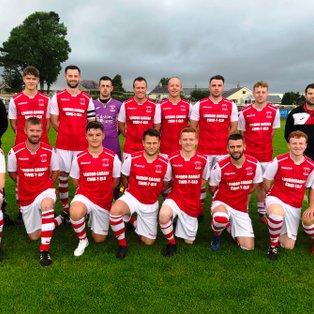 Llanrug United 0-2 Glan Conwy