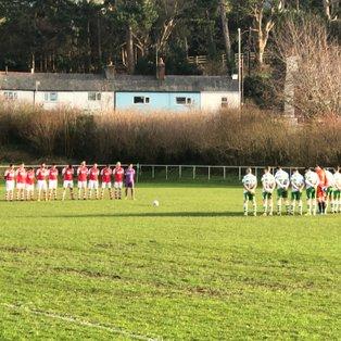 Glan Conwy 2-1 Llanrug United