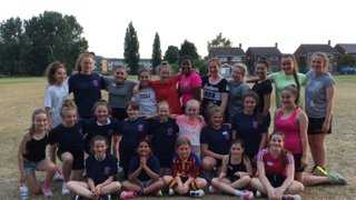 The best turn out yet, 32 Girls turn out for FUN
