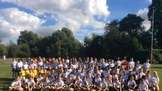 Dartfordians RFC host another successfully All Girls Rugby Event