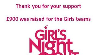 Ladies Night was a great success.  Many thanks to everyone who came.