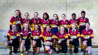 Show your support and attend the U18's Girls Plate Final on Sunday 30th April