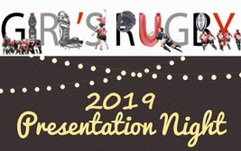 Girls Presentation night a Great Success – Over 100 people came to celebrate