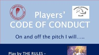 Hawks Lacrosse Codes of Conduct