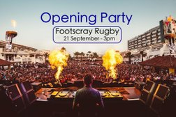 Footscray Opening Party - 21st September