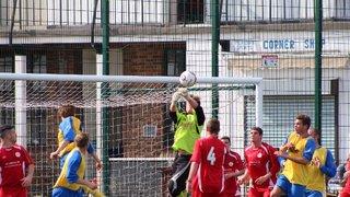 MVP 0 - 0 Stansfeld Oxford & Bermondsey