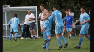 KIL Meridian VP 2-2 Bearsted FC 9/8/2014