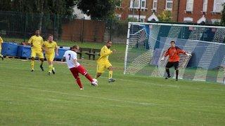 Lewisham Borough 2-1 Meridian VP