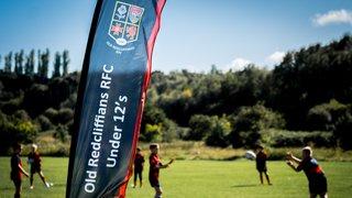 Old Redcliffians RFC Juniors, Minis and Rugger Rats Registration - 01/09/2019