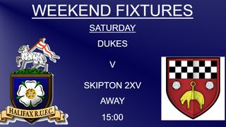 Dukes v Skipton 2nd xv (30/3/19)