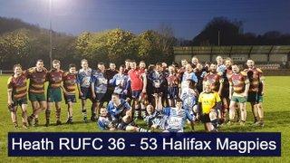 Heath RUFC v Halifax Magpies (Match Report)