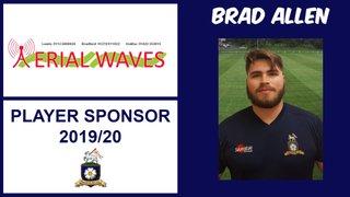 Aerial Waves to Sponsor Brad Allen