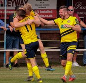 Witham's unbeaten start continues with draw against Bury